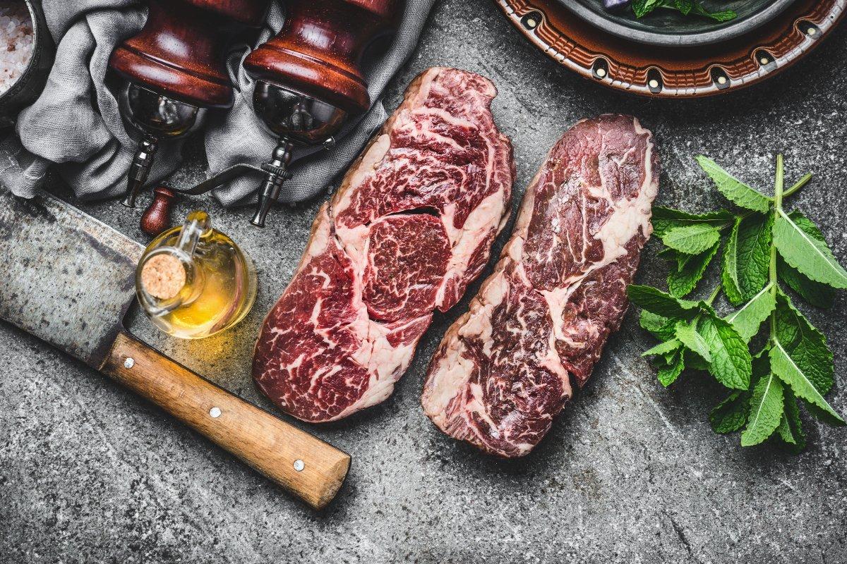 carne maturada a seco - capa
