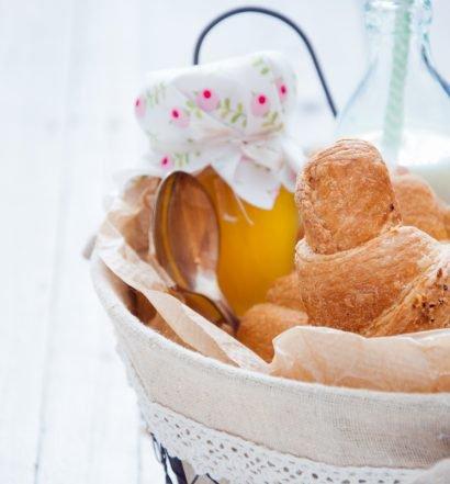 cesta de café da manhã capa