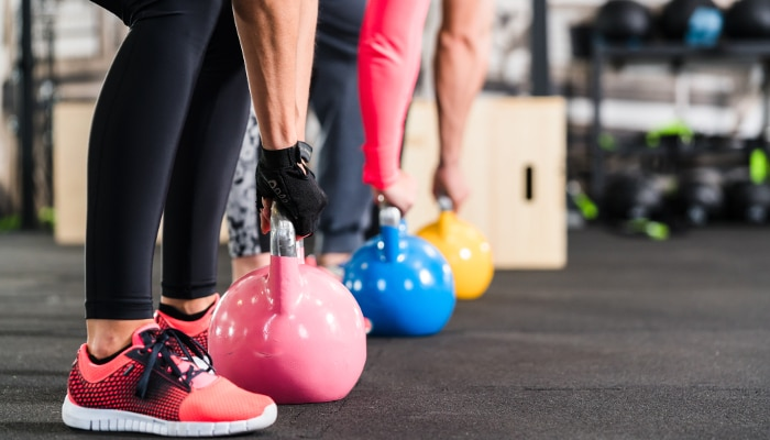 fortalecimento muscular - funcional