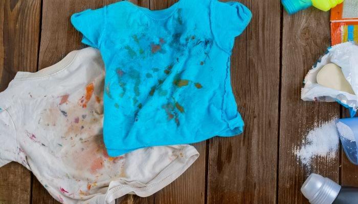 manchas de roupas intro