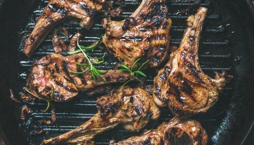 Como preparar uma carne de cordeiro?