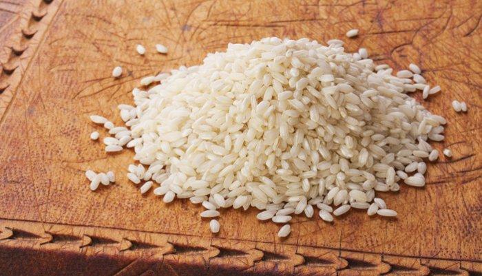 tipos de arroz - arbório
