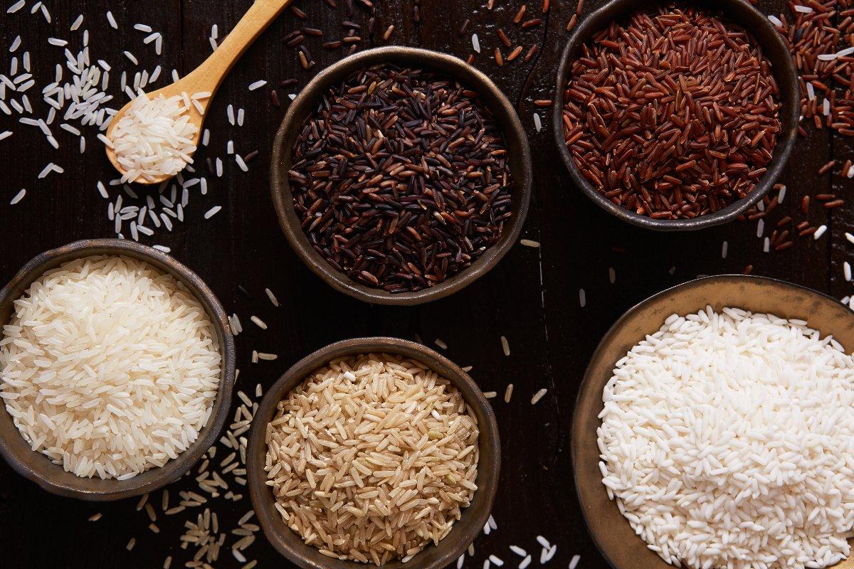 tipos de arroz - capa