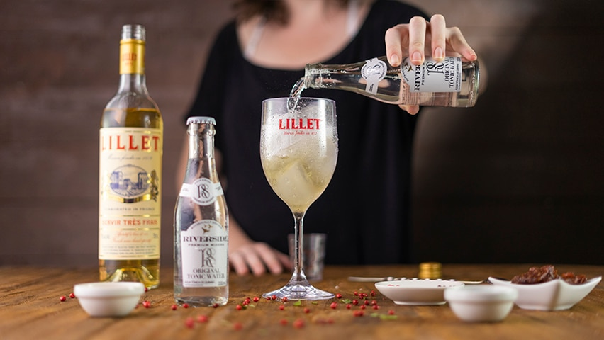 Passo 5 - lillet