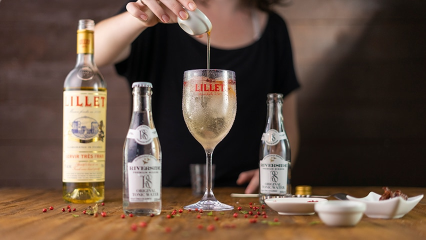 Passo 6 - lillet