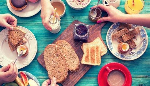 A importância do café da manhã para sua saúde
