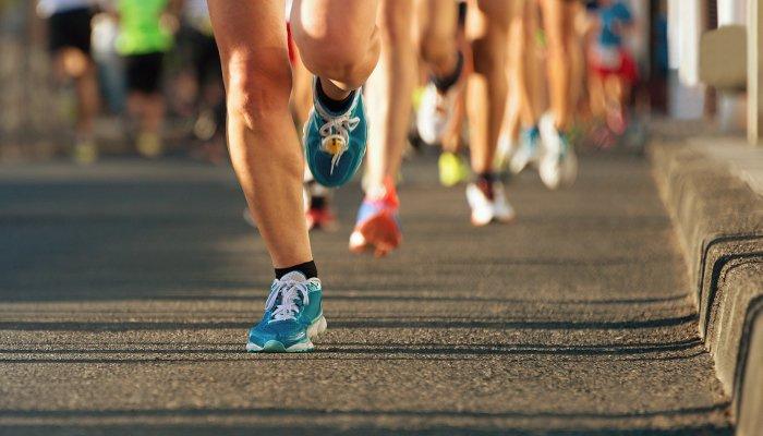 comece a correr - treino