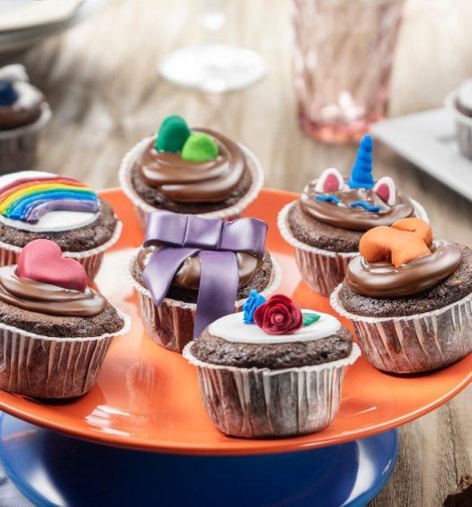 cupcake capa