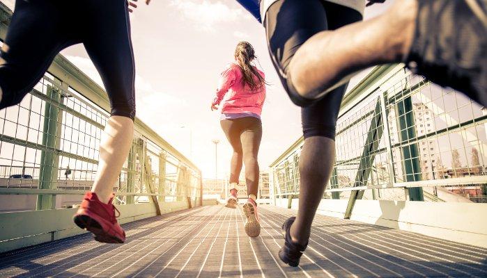 distância de corrida - quilometragem