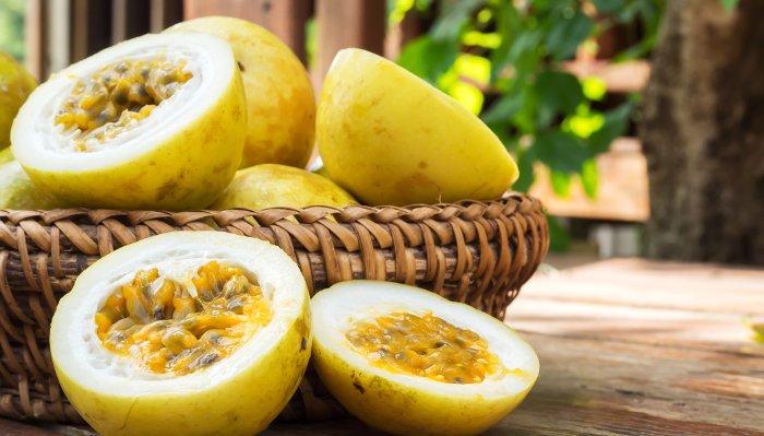 frutas do inverno - maracujá