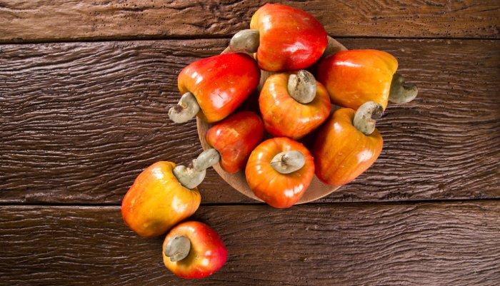 frutas do inverno - caju