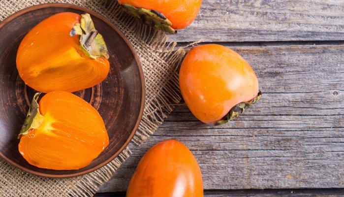 frutas do inverno - caqui