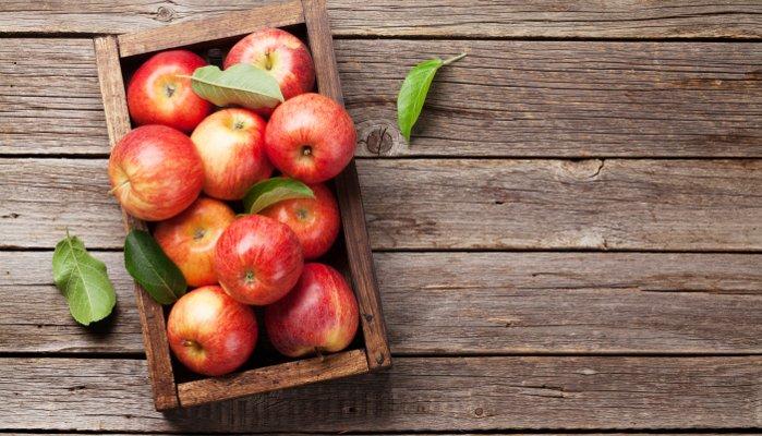frutas do inverno - maçã