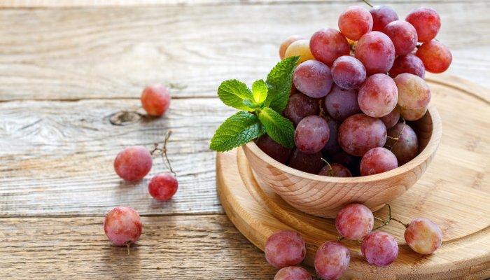 frutas do inverno - uva