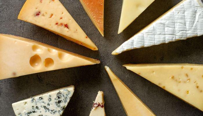 tipos de queijo intro