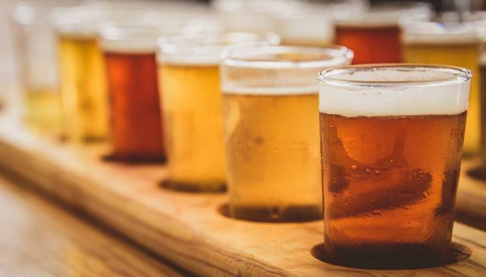 evolução da cerveja