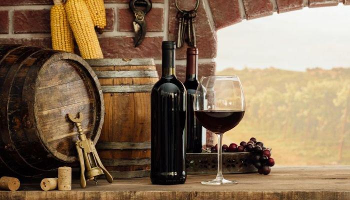 confira o vinho de mesa