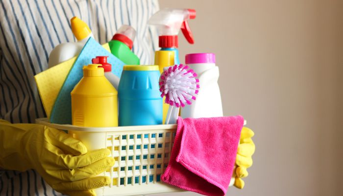 aprenda sobre produtos de limpeza