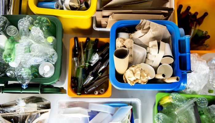 5 rs da sustentabilidade reciclar