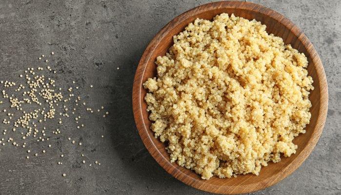 farofa quinoa
