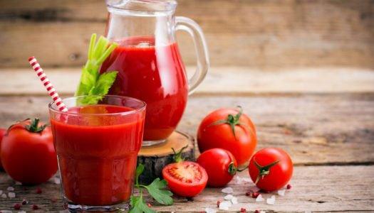 [Receita] Suco de tomate