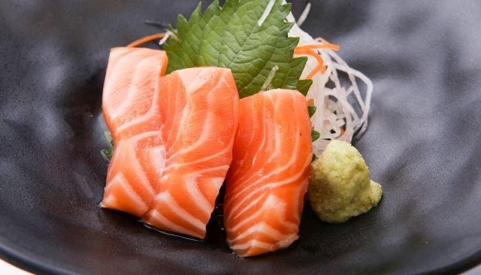 usar wasabi receita