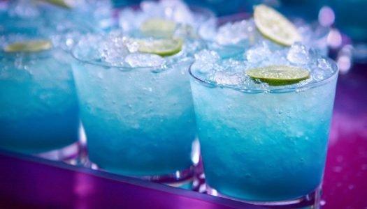 [Receita] Blue Lagoon Drink