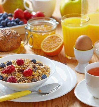 café da manhã saudável e rápido capa