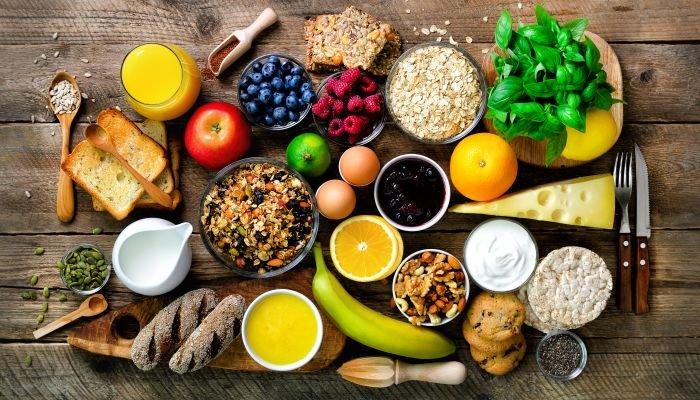 café da manhã saudável e rápido intro