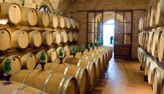 castellani winery adega