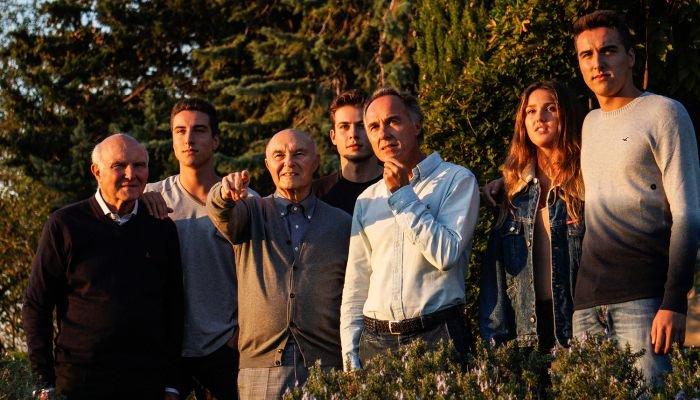 castellani winery família