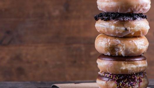 [Receita] Donuts recheado