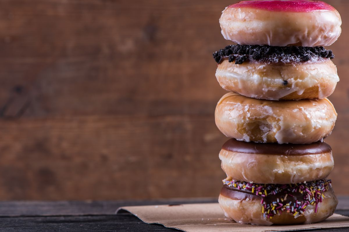 donuts recheado capa