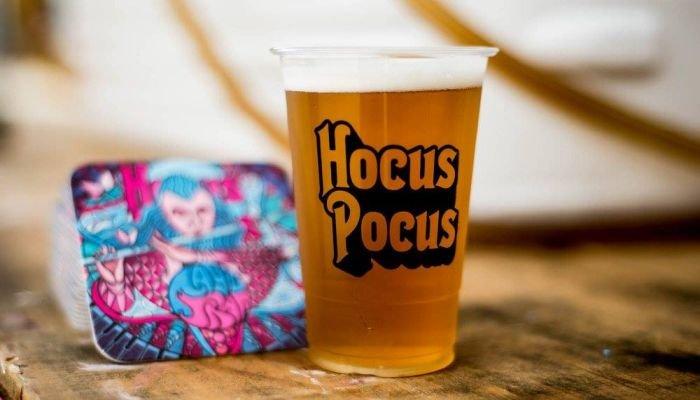 especial de microcervejaria hocus pocus
