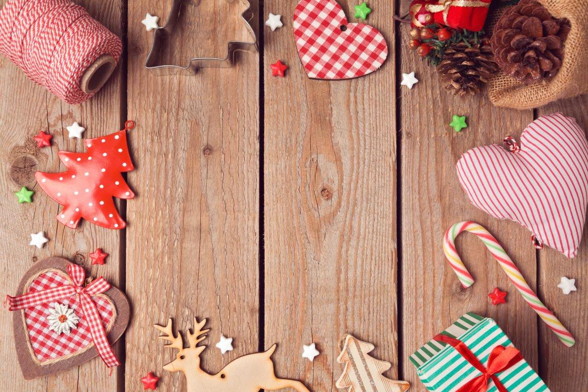 decoração de natal sustentável capa