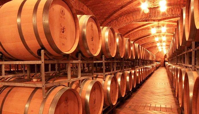 vinícola salton adega