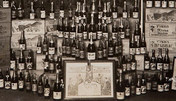 vinícola salton vinhos antigos