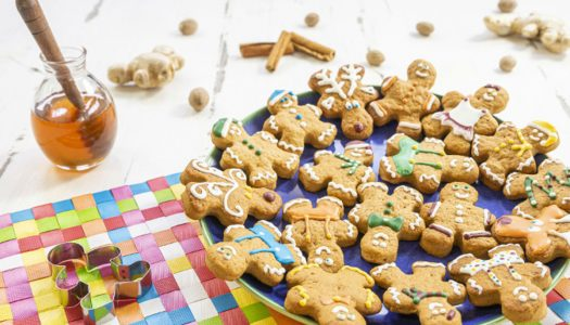 [Receita Cheftime] Gingerbread