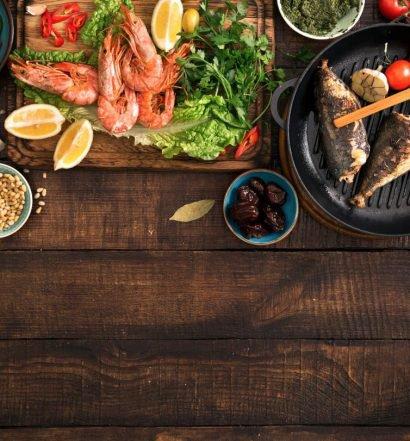 opções de jantar saudável capa