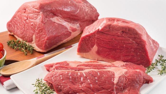 carnes para hambúrguer coxão duro