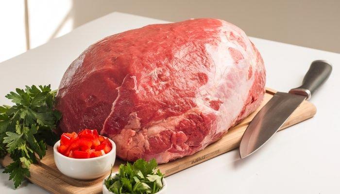 carnes para hambúrguer patinho