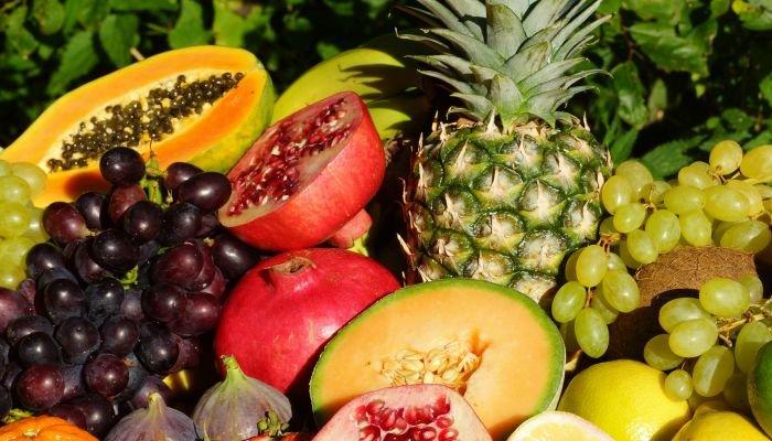 frutas e verduras de janeiro frutas