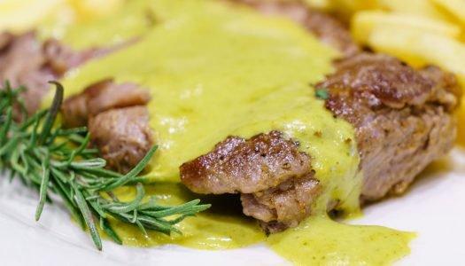 [Receita] Molho de mostarda para carne