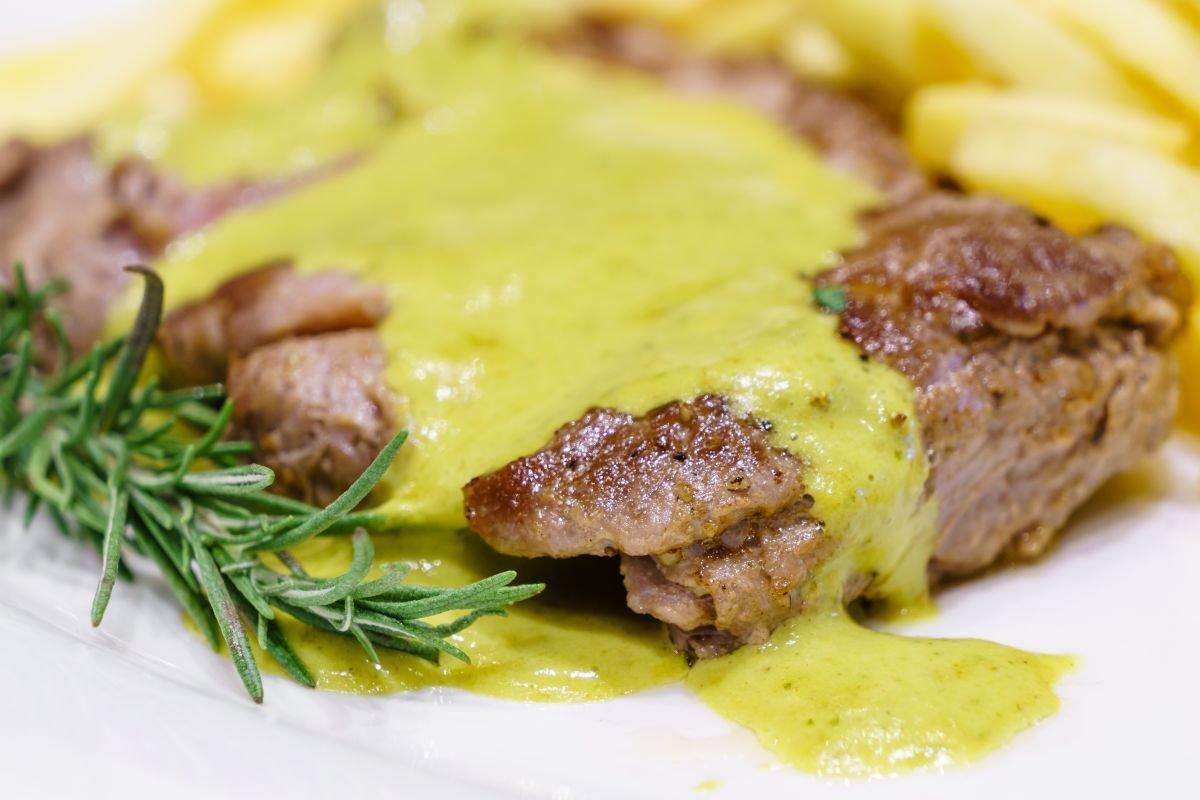 molho de mostarda para carne capa