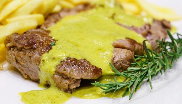 molho de mostarda para carne intro