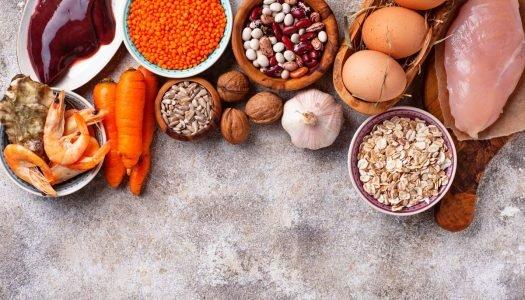 Alimentos ricos em zinco: saiba quais são eles