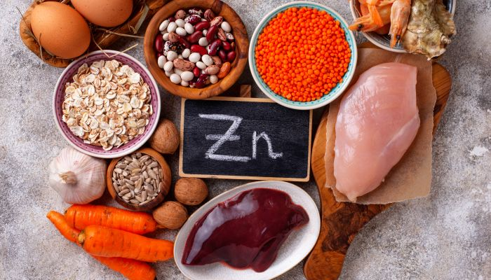 alimentos ricos em zinco intro