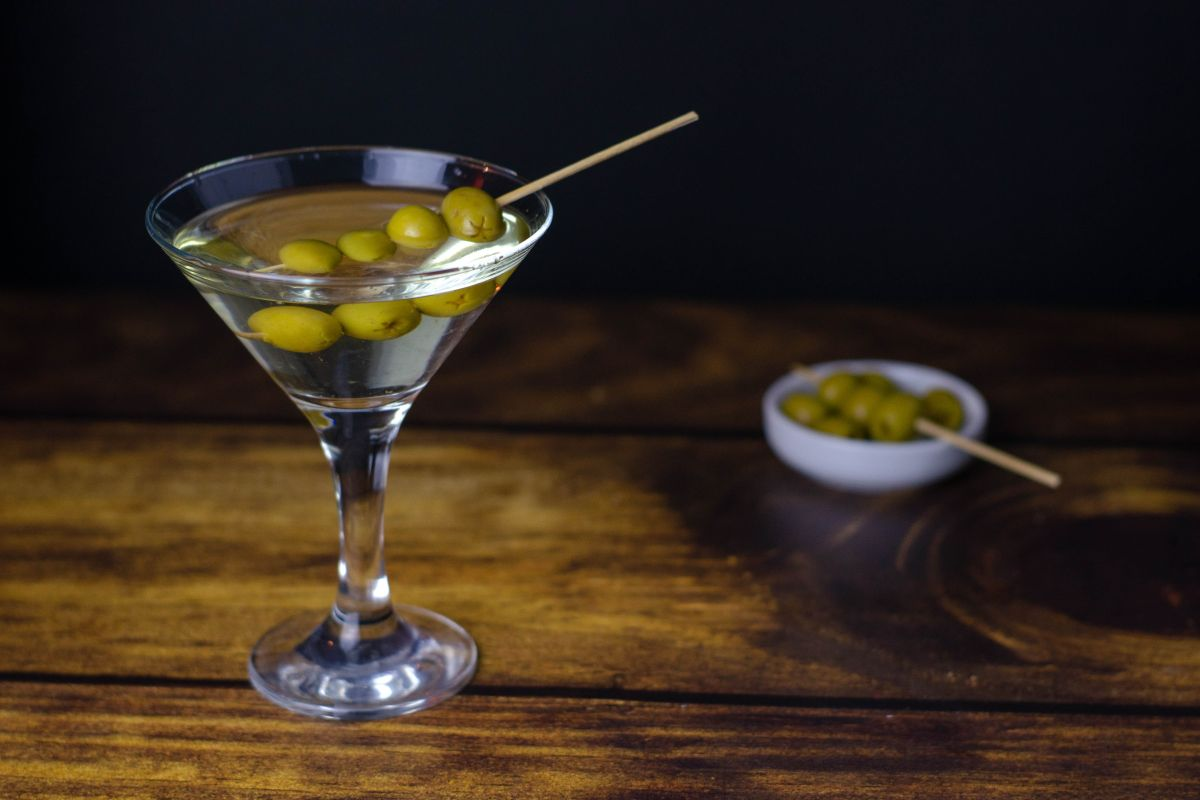 dirty martini capa