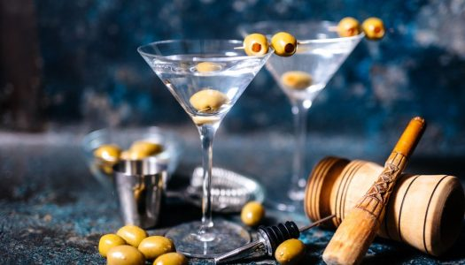 6 ideias de drinks com Martini