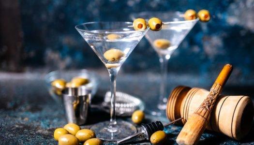 6 ideias de drinks com Martini